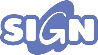 Мастерская наружной рекламы SIGN Логотип