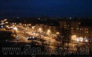 крышная рекламная конструкция Харьков