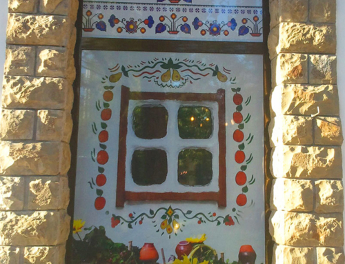 Дизайн витрины магазина