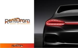 создание логотипа для компании по прокату авто