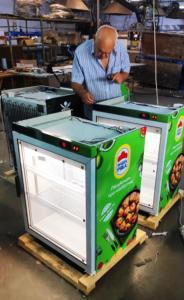 брендування холодильників в Україні